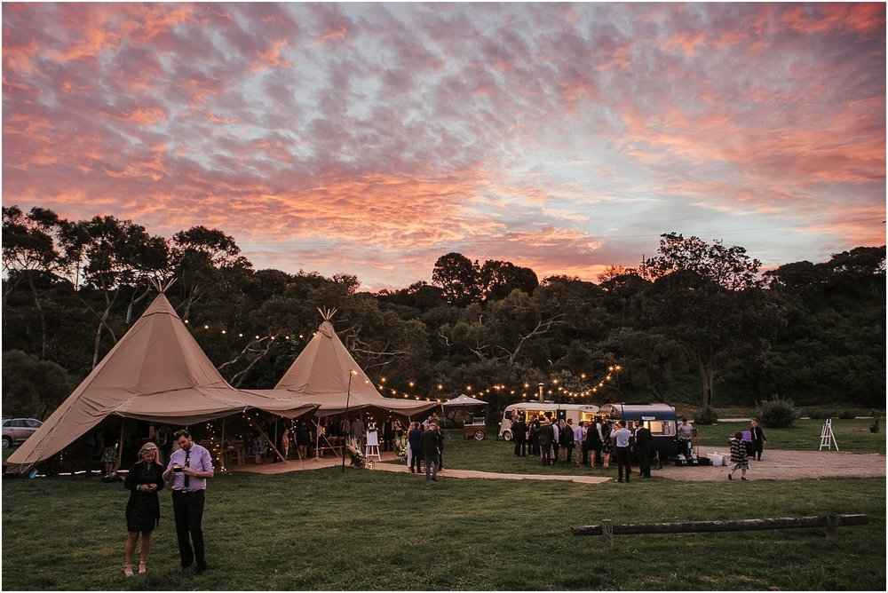 Nicolle and Damien's tipi wedding at the Flinders Yacht Club on the Mornington Peninsula._0205.jpg