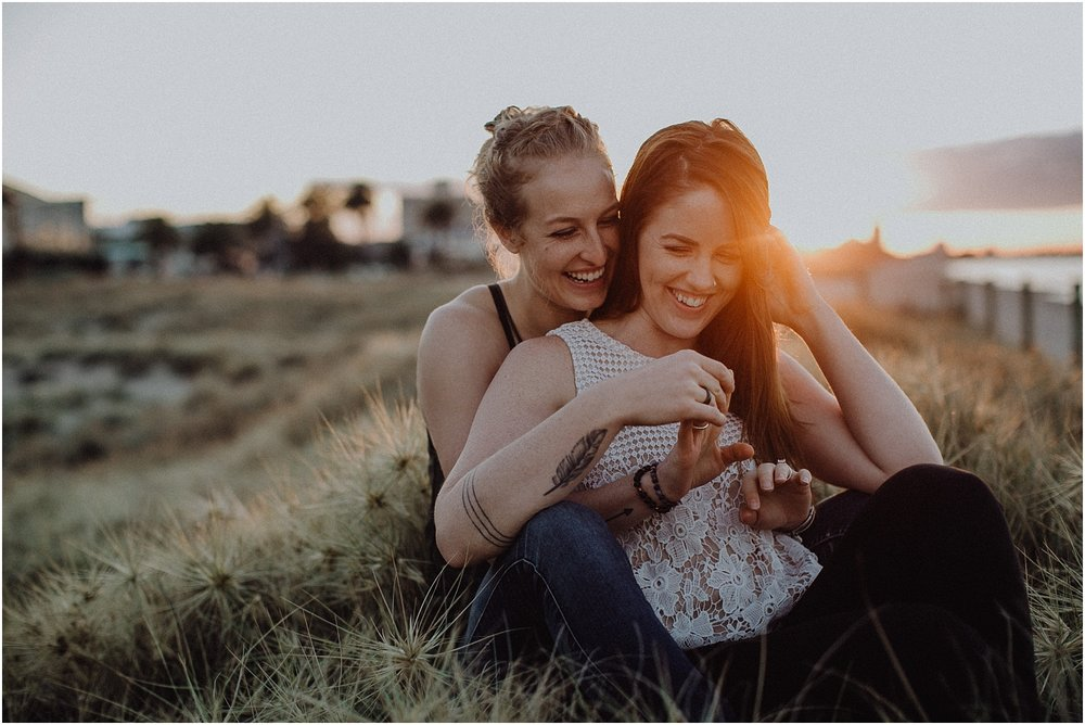 Kelsi and Lucy's sunrise proposal at Port Melbourne Lagoon Pier._0052.jpg
