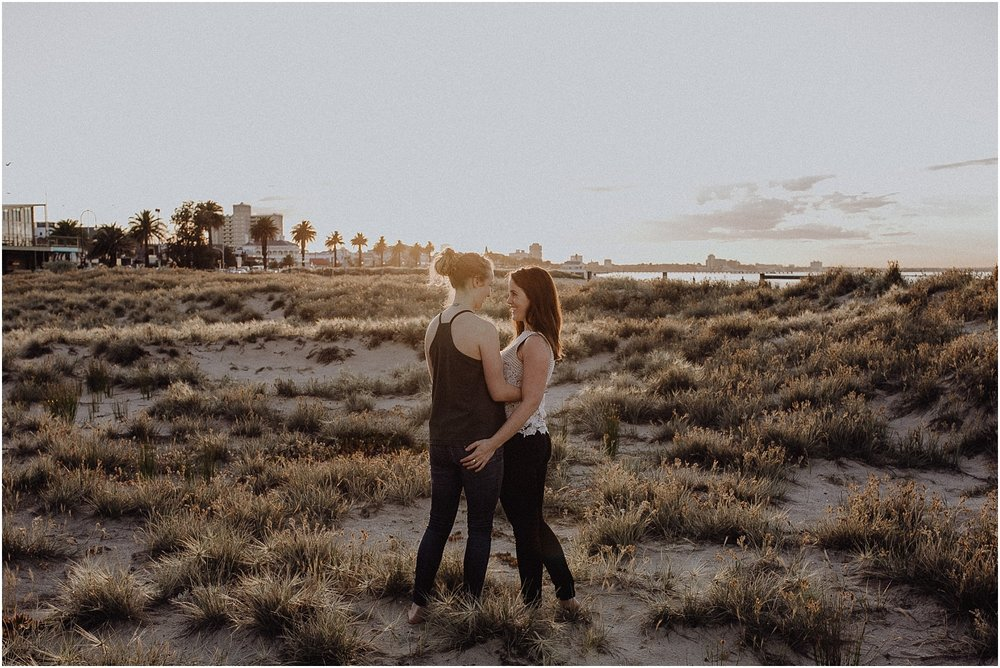 Kelsi and Lucy's sunrise proposal at Port Melbourne Lagoon Pier._0066.jpg