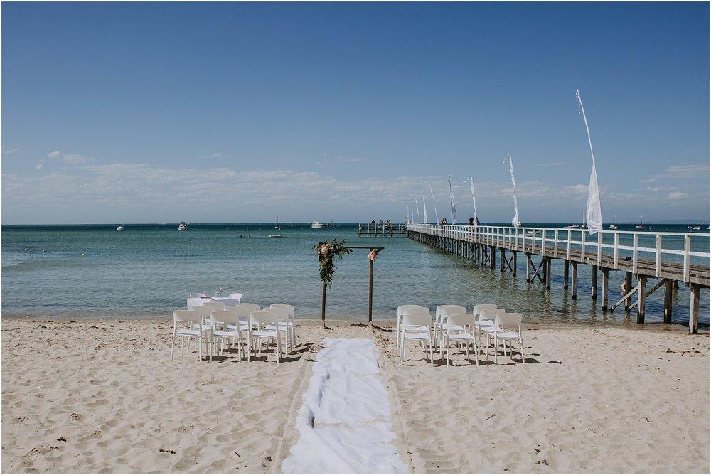 Kali and Simon's beach wedding at The Baths Sorrento on the Mornington Peninsula._0030.jpg