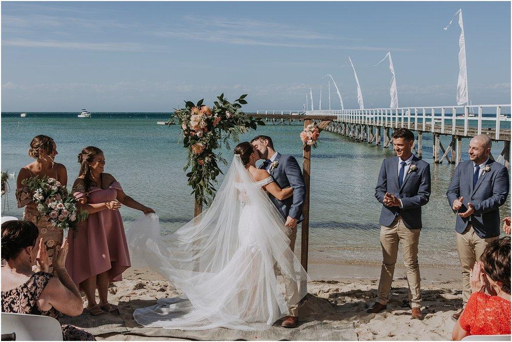 Kali and Simon's beach wedding at The Baths Sorrento on the Mornington Peninsula._0057.jpg