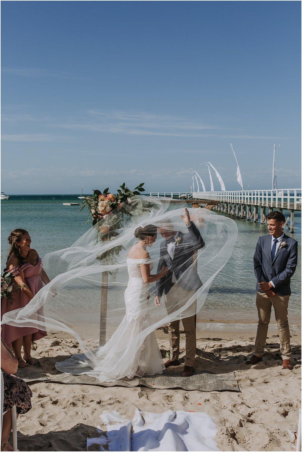 Kali and Simon's beach wedding at The Baths Sorrento on the Mornington Peninsula._0058.jpg