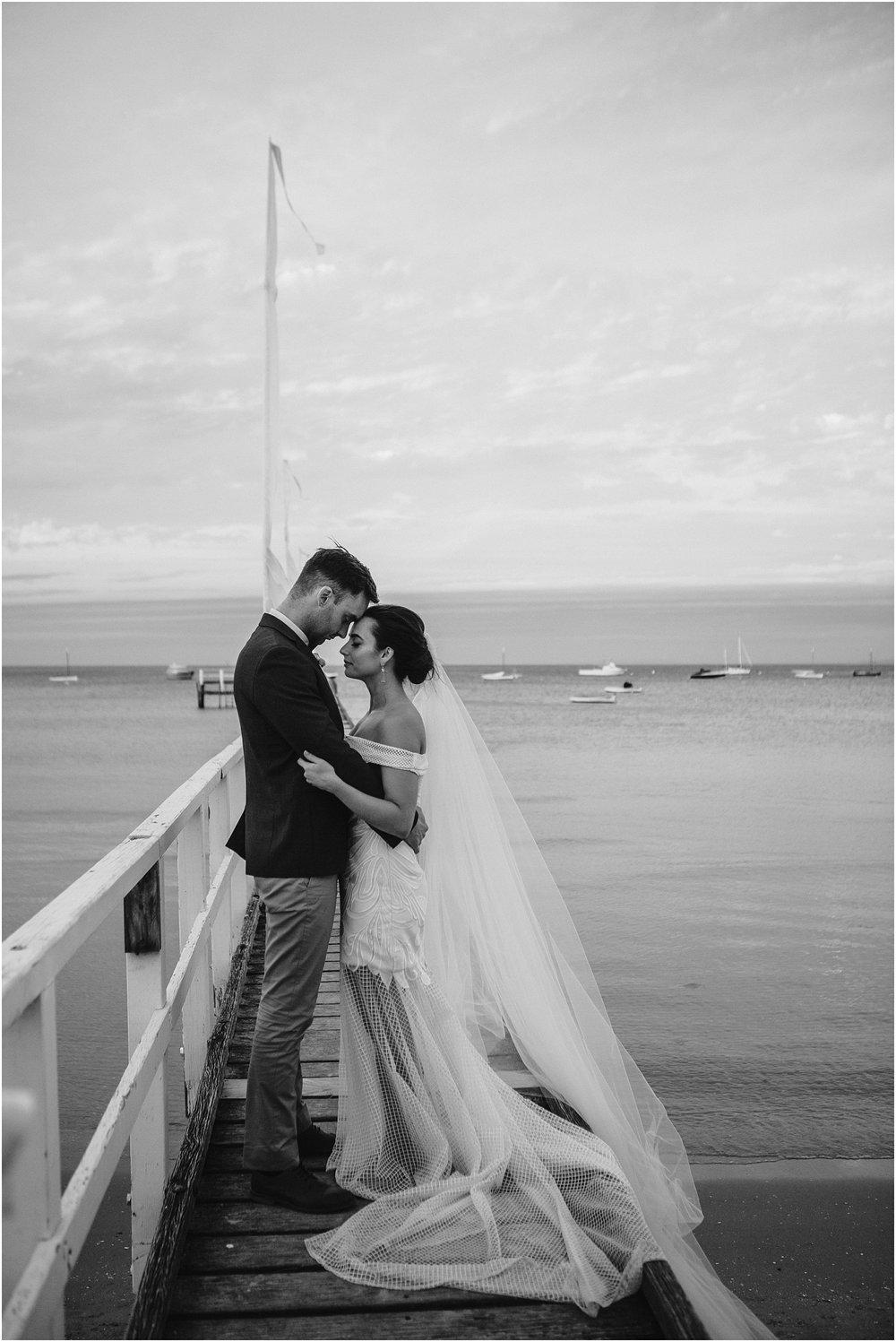Kali and Simon's beach wedding at The Baths Sorrento on the Mornington Peninsula._0112.jpg