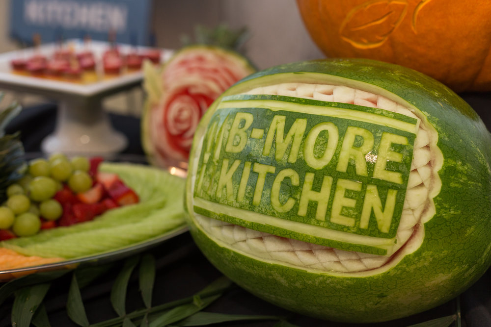 B-More Kitchen Launch Party — Heather St. Clair Events
