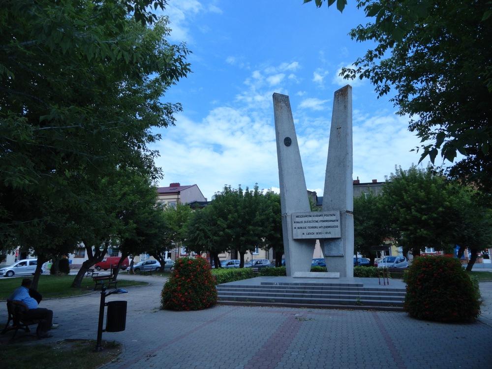 WWII Memorial, Kłodawa.