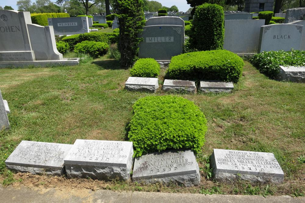 Miller graves