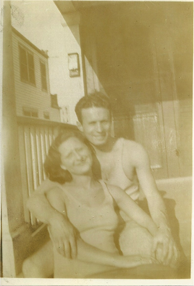 Leonard and Pauline Miller