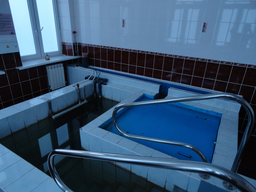 Women's mikveh, Pinsk.