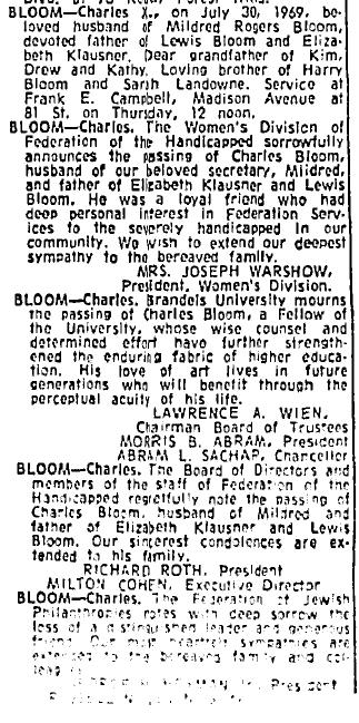 NYT 31 July 1969
