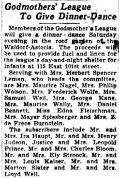 NY Sun 9 Dec 1931