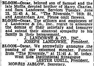 NYT 15 Jun 1948