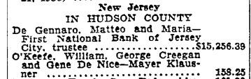 Mayer Klausner Debts. NYT 23 Sep 1936