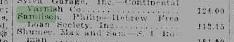 Philip H Samilson debt, NY Tribune 19 Sept 1919