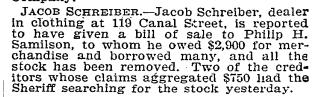 Philip H Samilson, NYT 13 Nov 1897