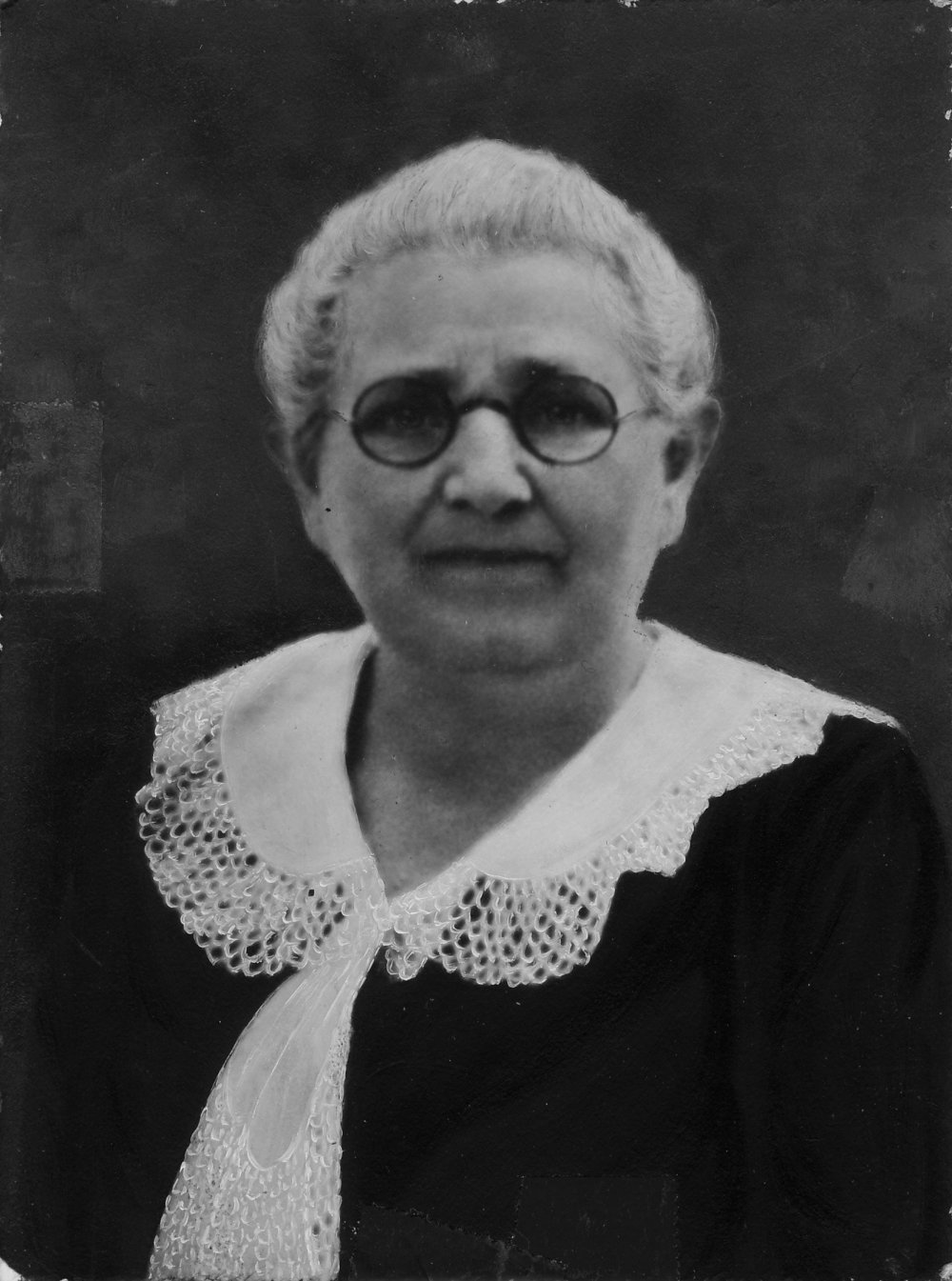 Great grandmother Sarah Berman Klausner.