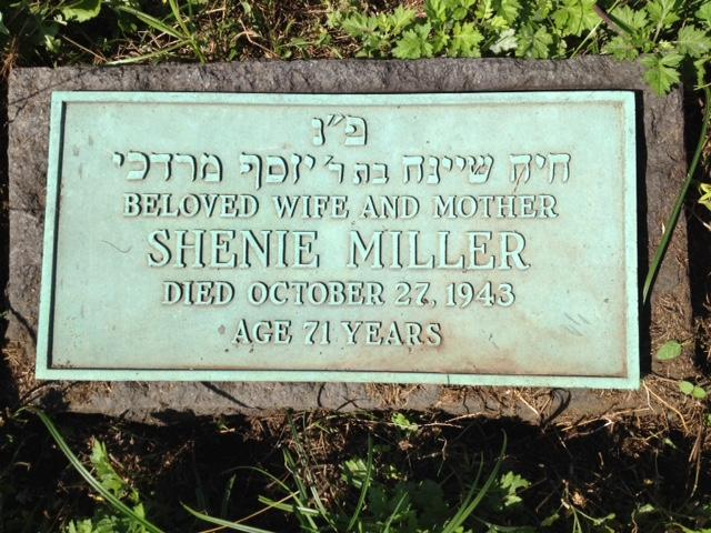 Shenie Miller