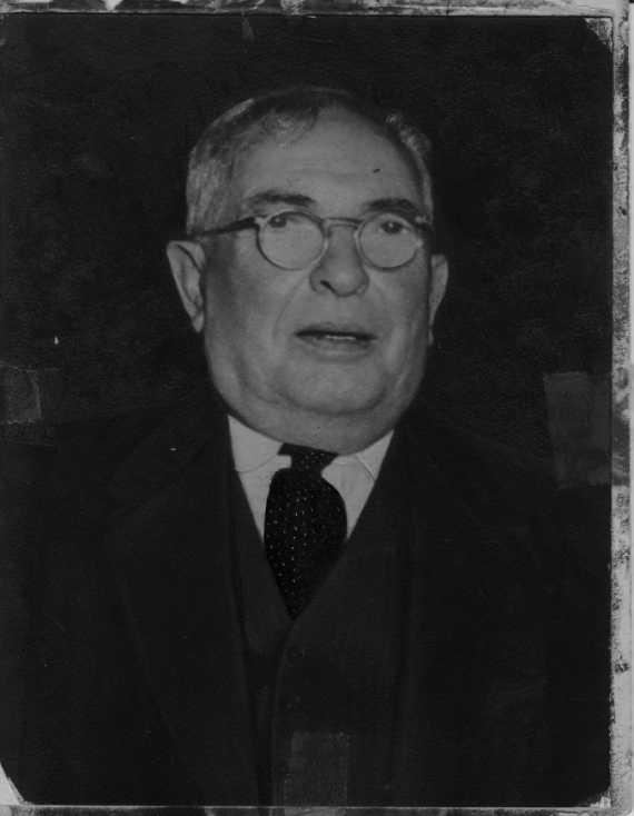Meyer (Meer Leyb) Klausner