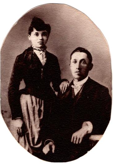 Ida Samilson Merber and Joseph Merber