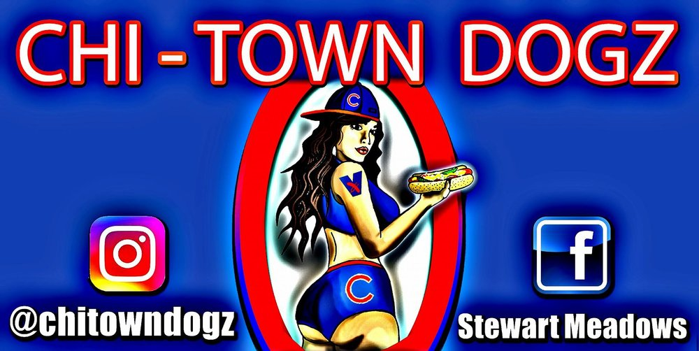 Chi-Town Dogz provided delicious dogz for hungry patrons during the show