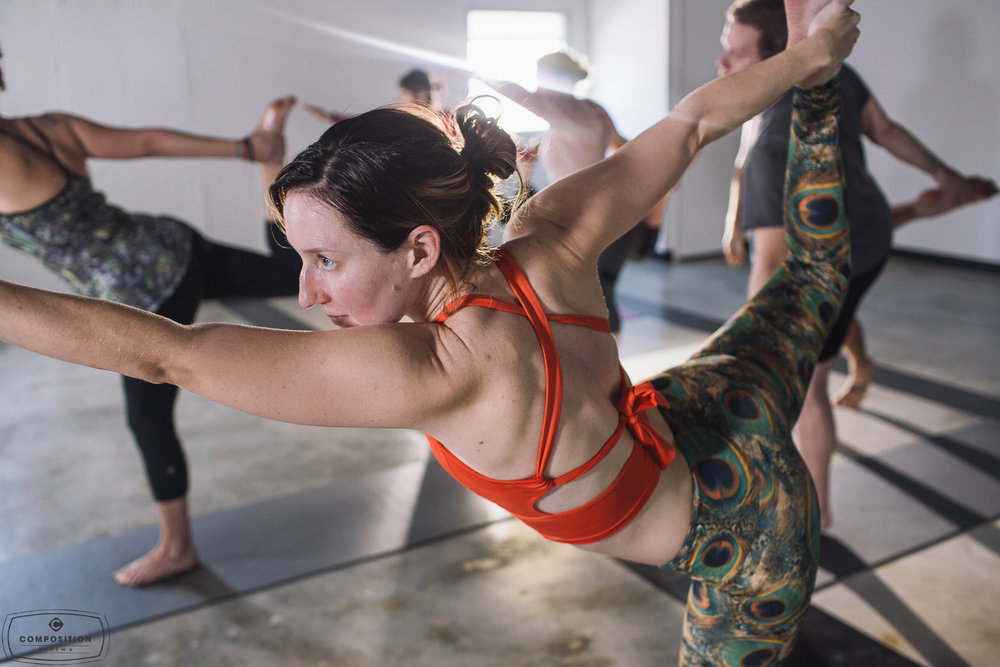 Gaze Hot Yoga Class 1