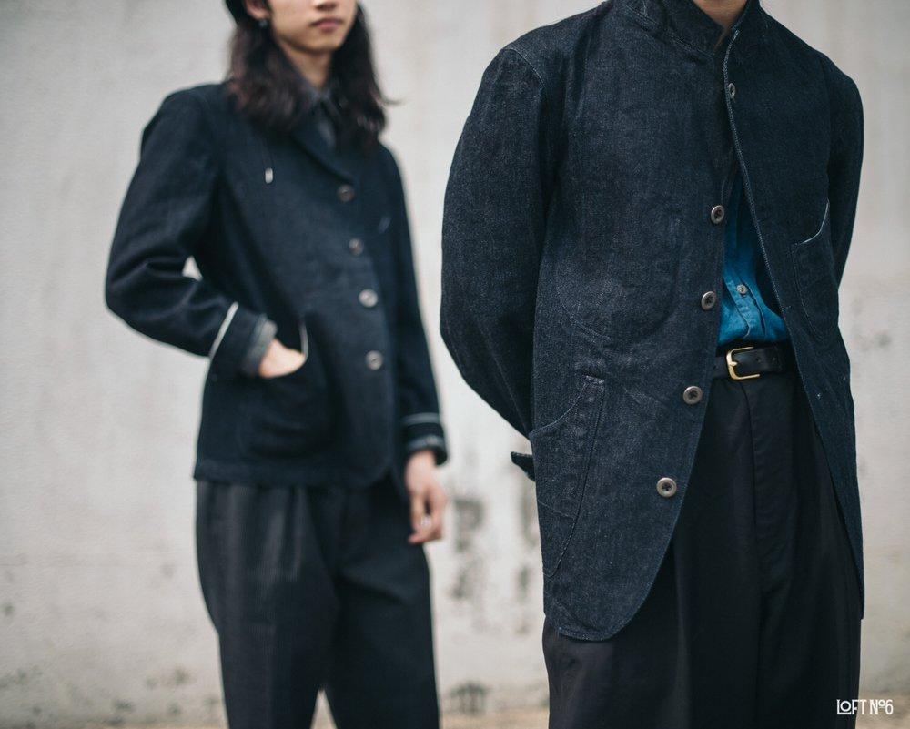 MOTIV denim lounge jacket 02
