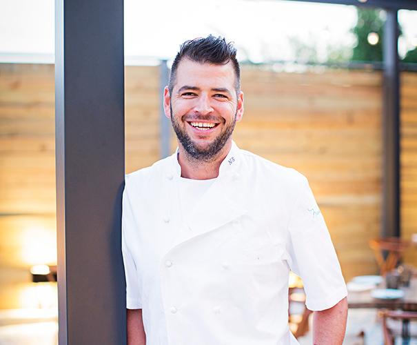 Chef/Owner Nicholas Stefanelli