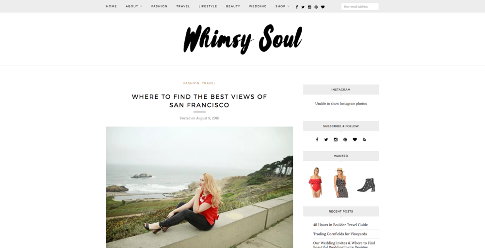 Whimsy Soul