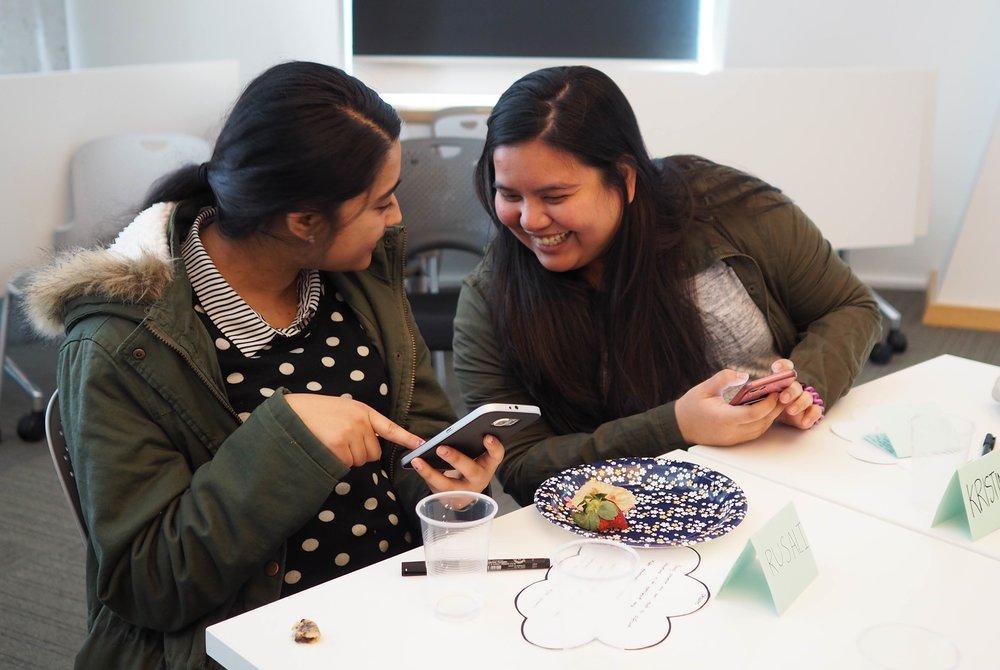 Rusali and Kristine empathy training workshop self awareness.jpg