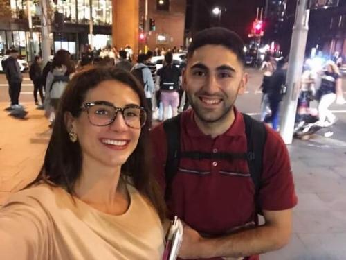 Gabriela and Simon