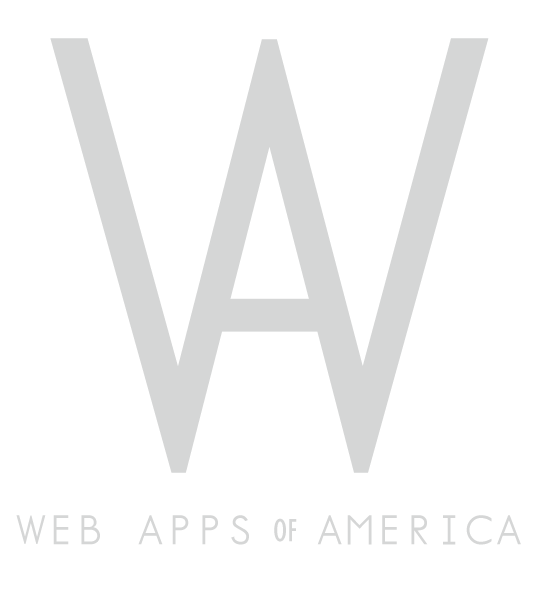 black america web app
