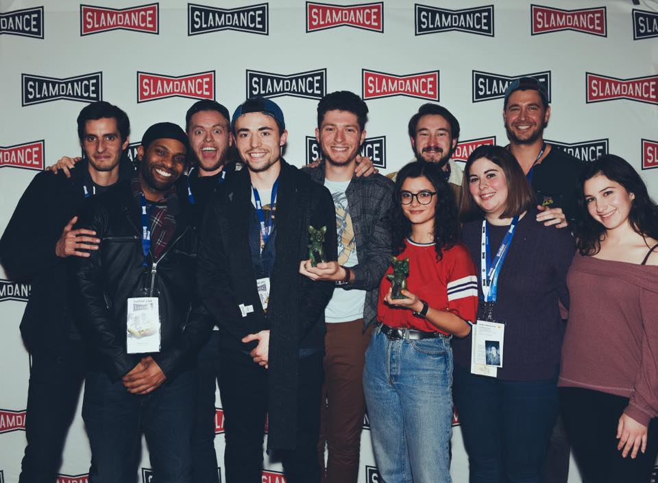 Slamdance 2018 - Winner of the Grand Jury Prize and Audience Award for Narrative Feature Film