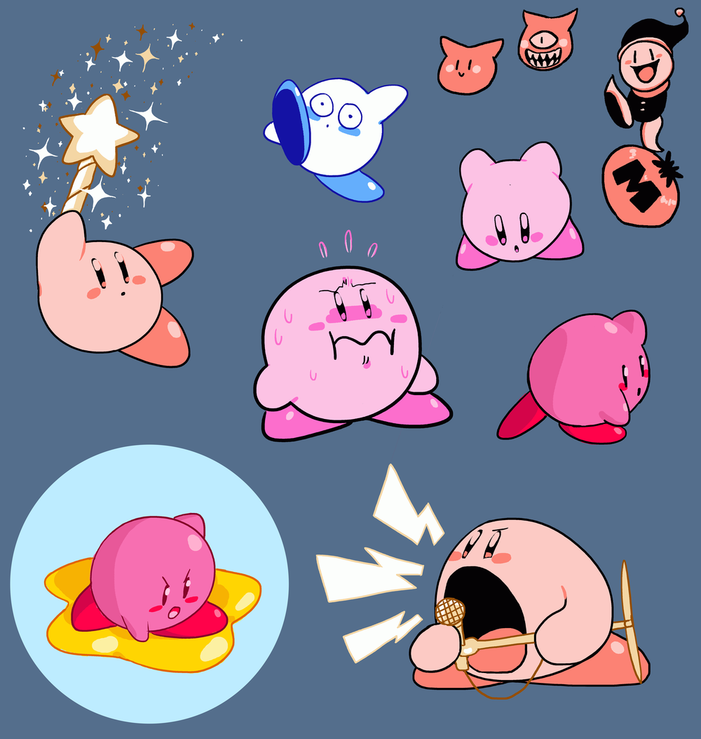 Kirby Practice