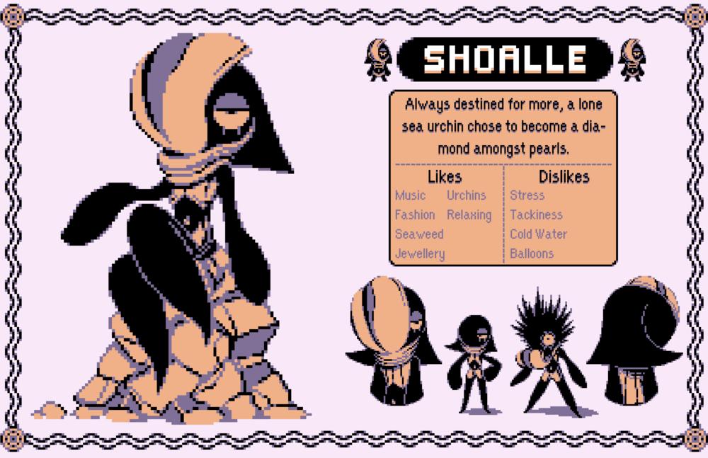 Shoalle