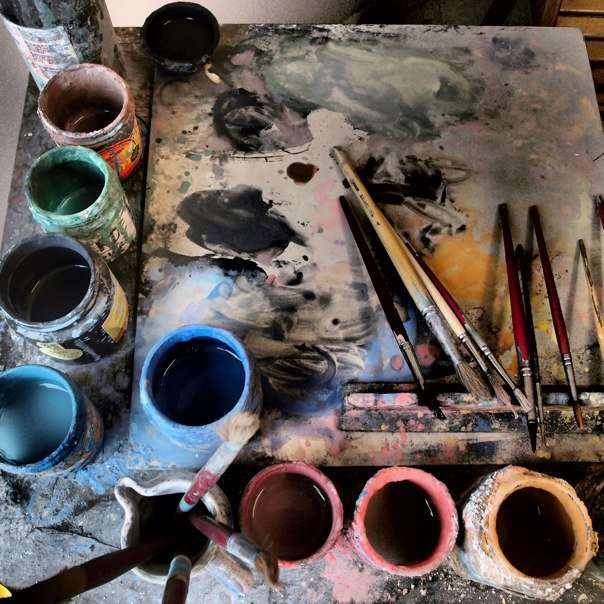 HSC art tuition classes by Ruby Robinson