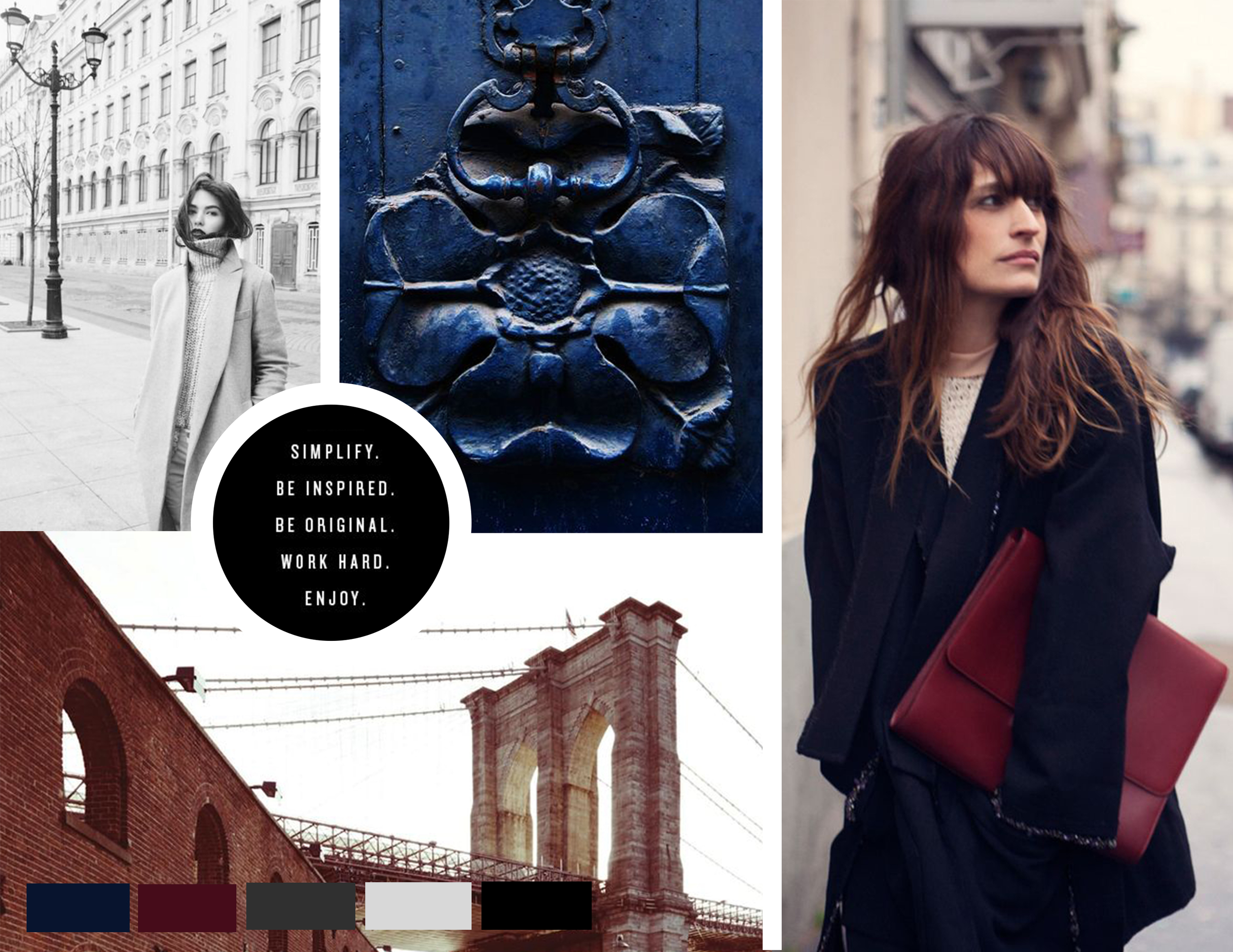 Utilizing Pinterest for Mood Boards by Charuk Studios