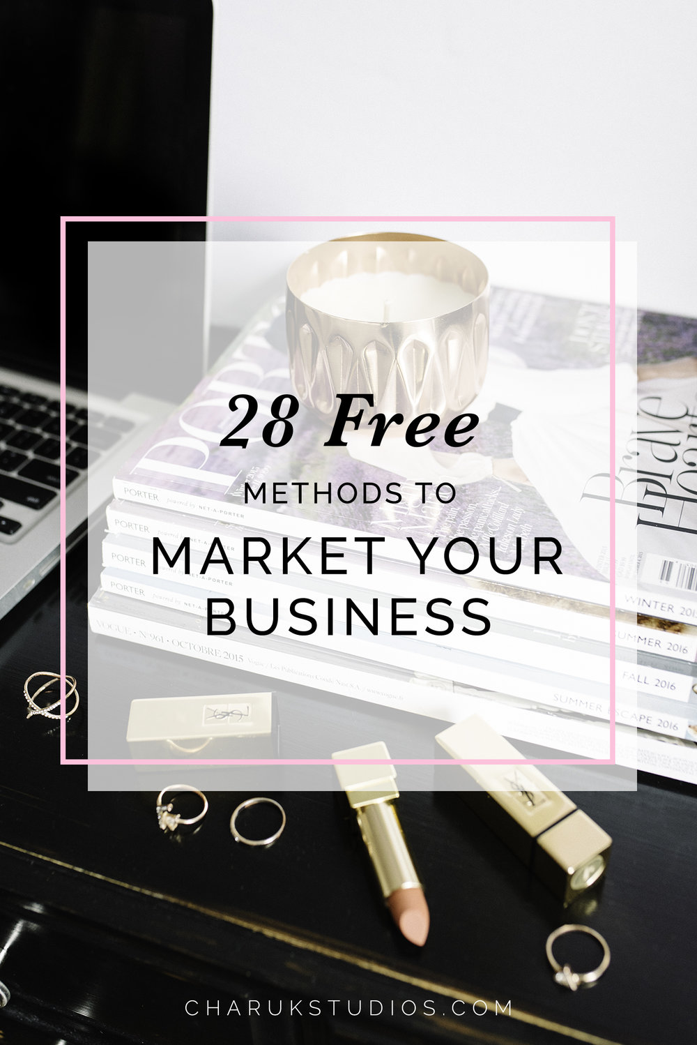28 Free Methods to Market your Business by Charuk Studios