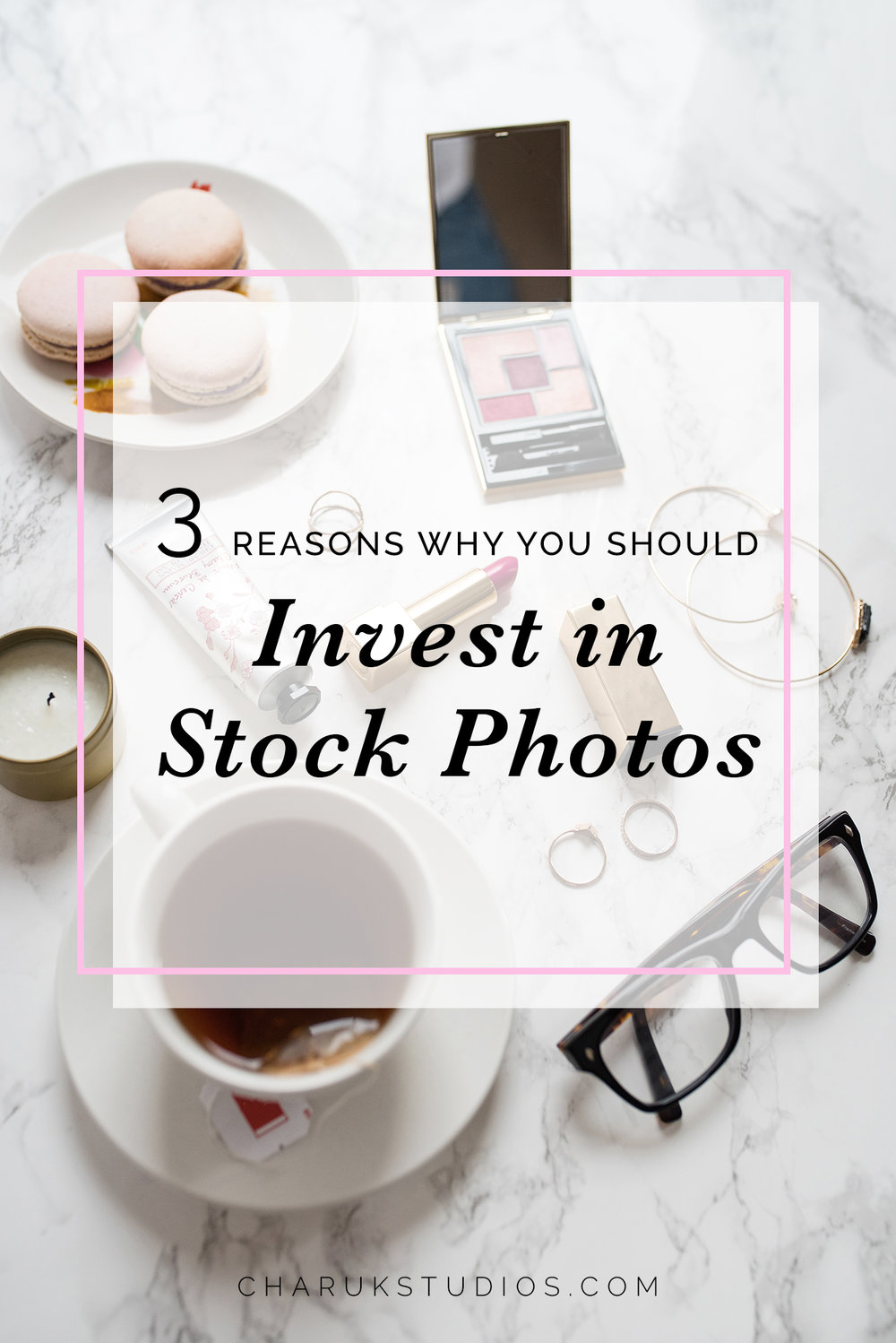 3 Reasons Why You Should Invest in Stock Photos by Charuk Studios
