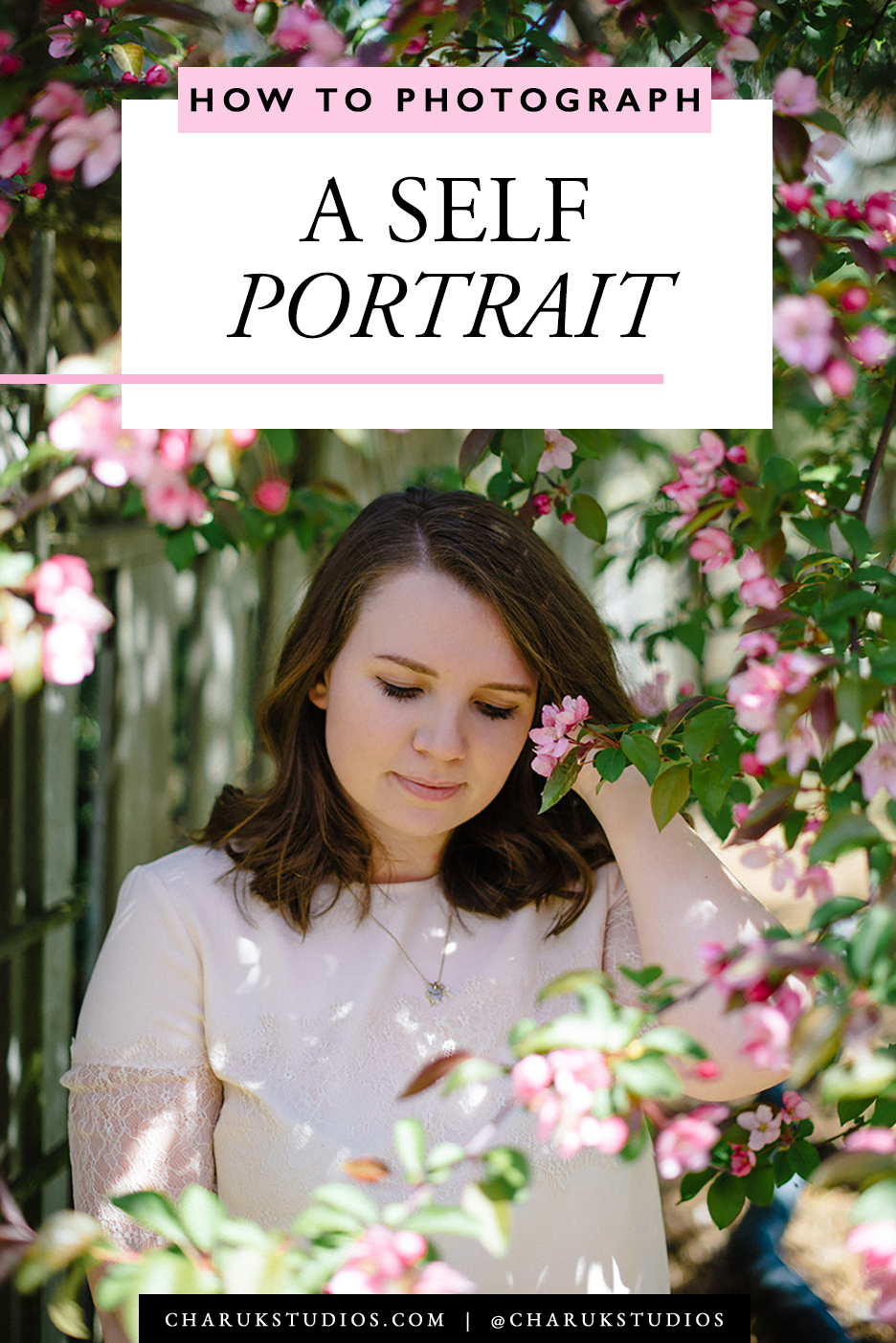 How to Photograph a Self Portrait