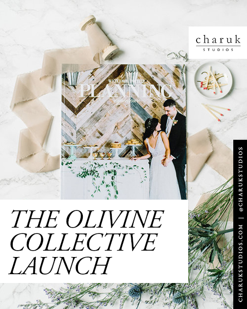 The Olivine Collective Launch by Charuk Studios