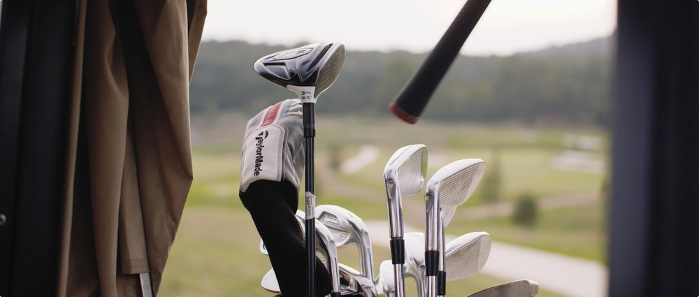 ONLINE - COMMERCIAL  TAYLORMADE / YERING GORGE