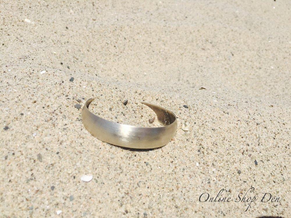 Silver Bracelet JPY 8,370 (税込) Made in USA