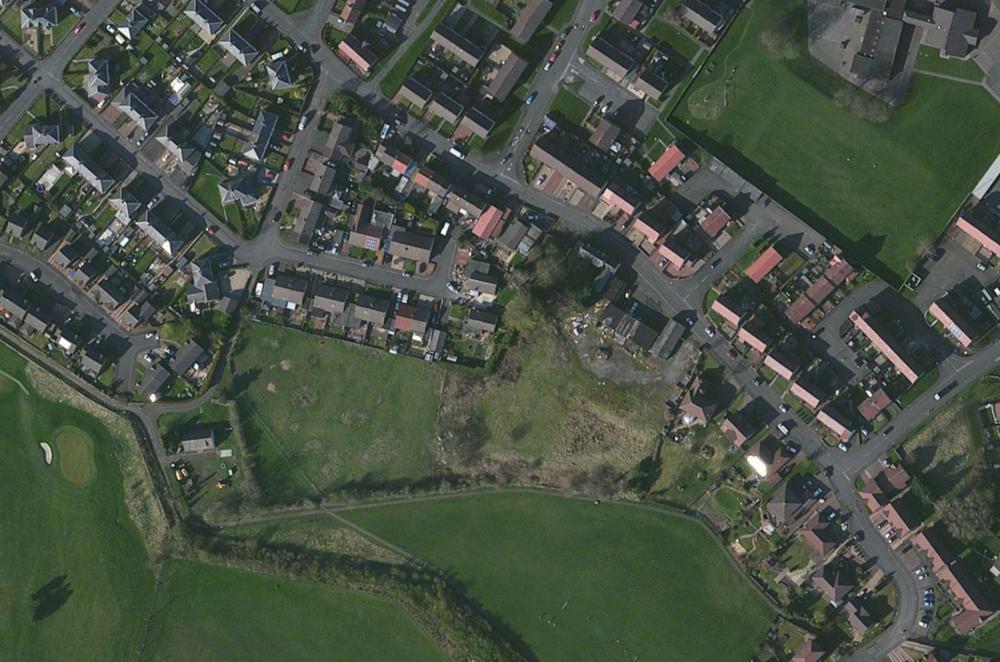 Bannockburn, Milne Park Road (Aerial zoom).png