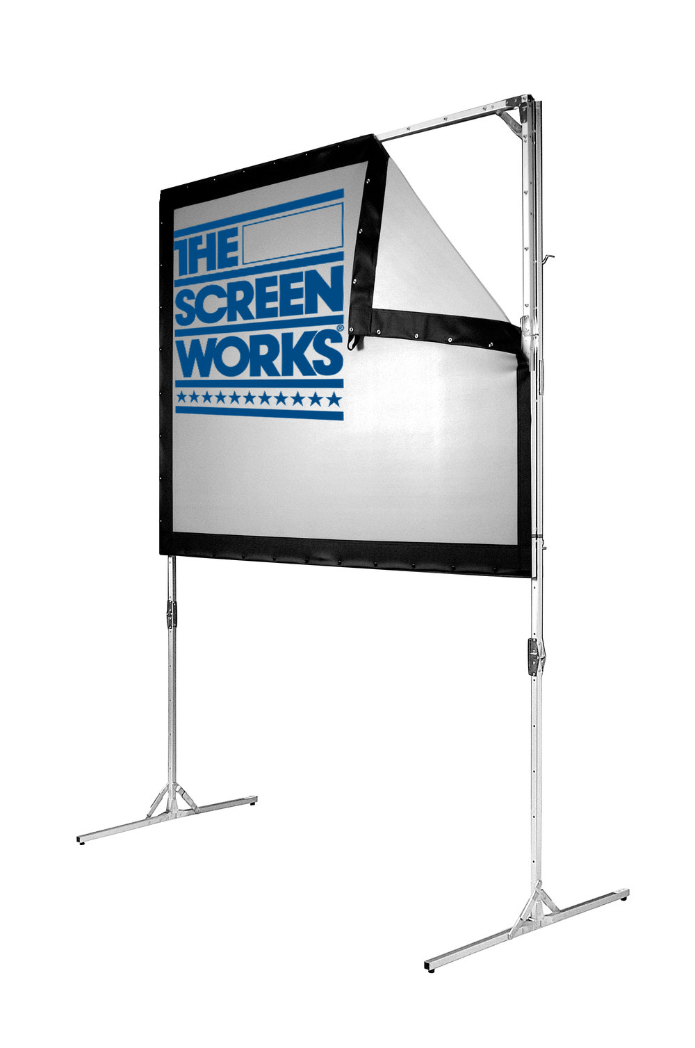 E-Z Fold Projection Screen