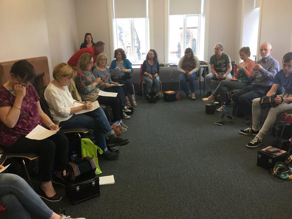 Cormac Begley-Concertina Workshop