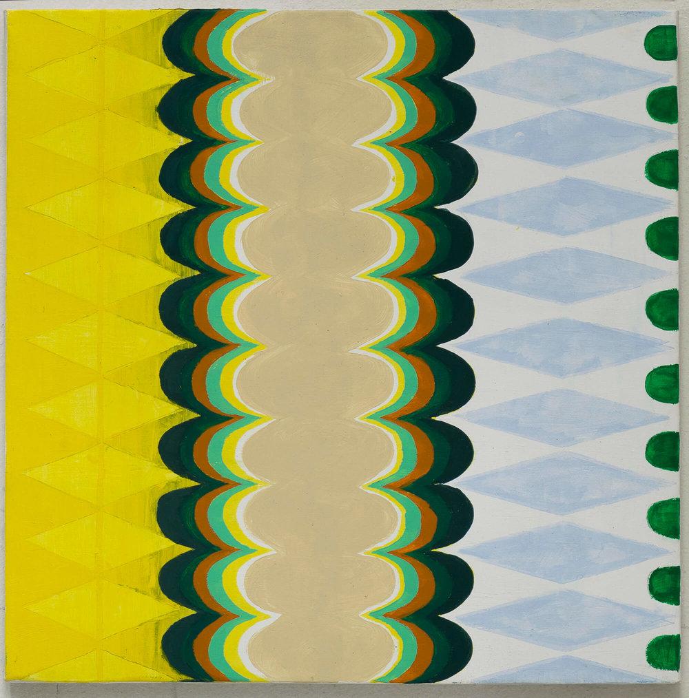Acrylic on canvas, 30 x 30 cm 2013