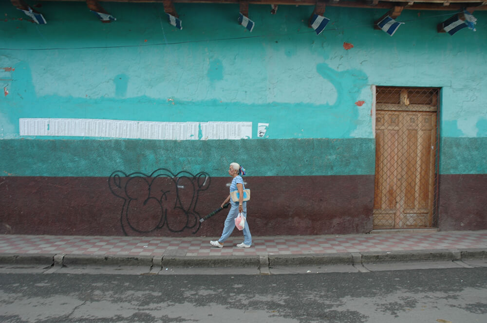 Nicaragua 2002