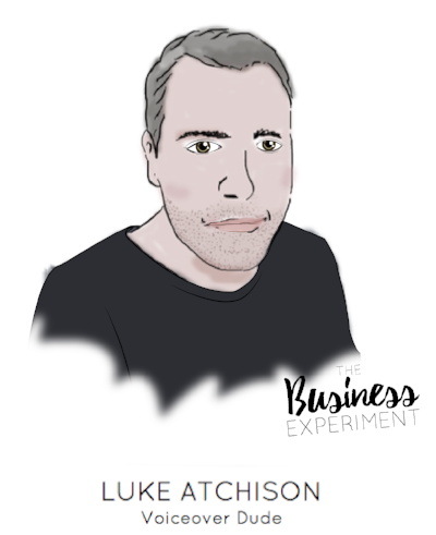 The Business Experiment Podcast Luke Atchison