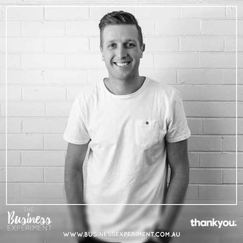 We are super excited to be announcing our upcoming podcast with @thankyouaus creator Daniel Flynn.  We love Daniels story and looking forward to having him on the show.  #thankyou