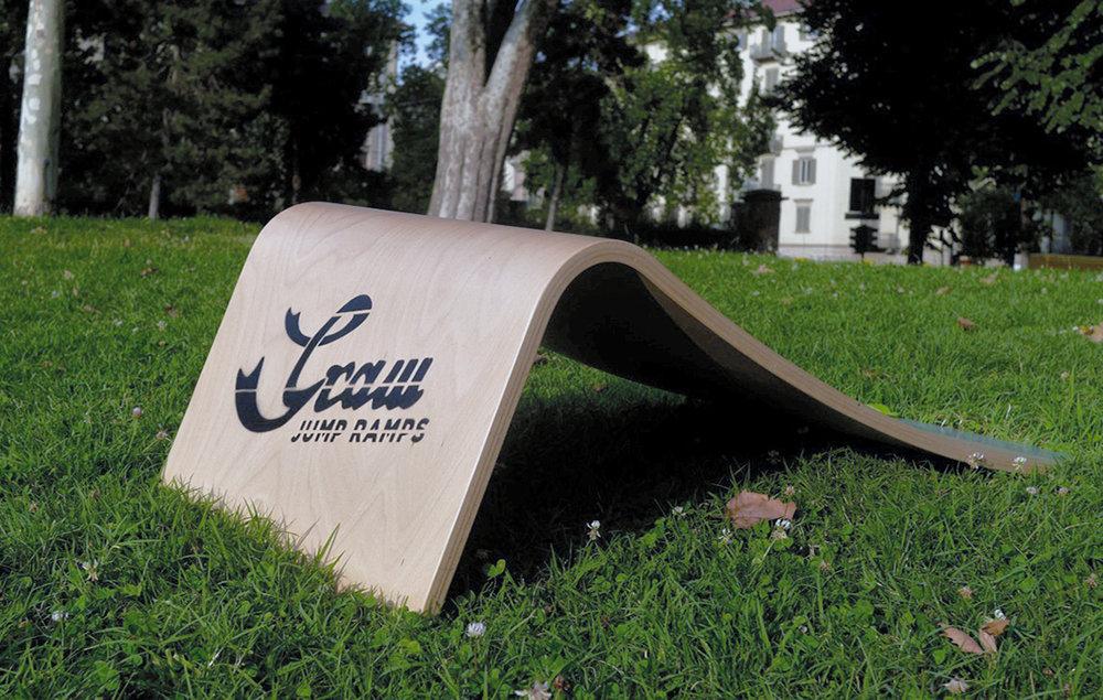 Graw Jump Ramp G35 Professional skateboard jump ramp.jpg