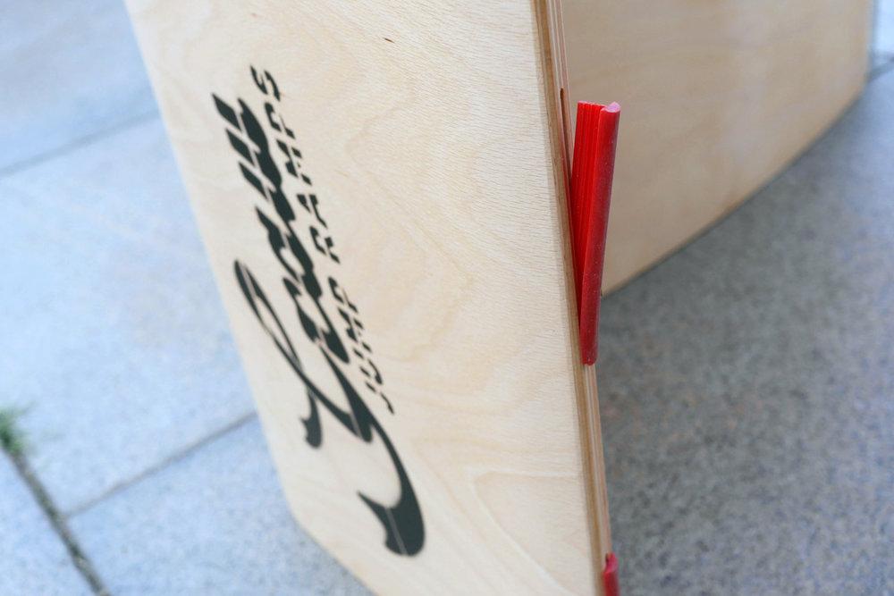 Graw Jump Ramp G35 Professional skateboard jump ramp detail.jpg